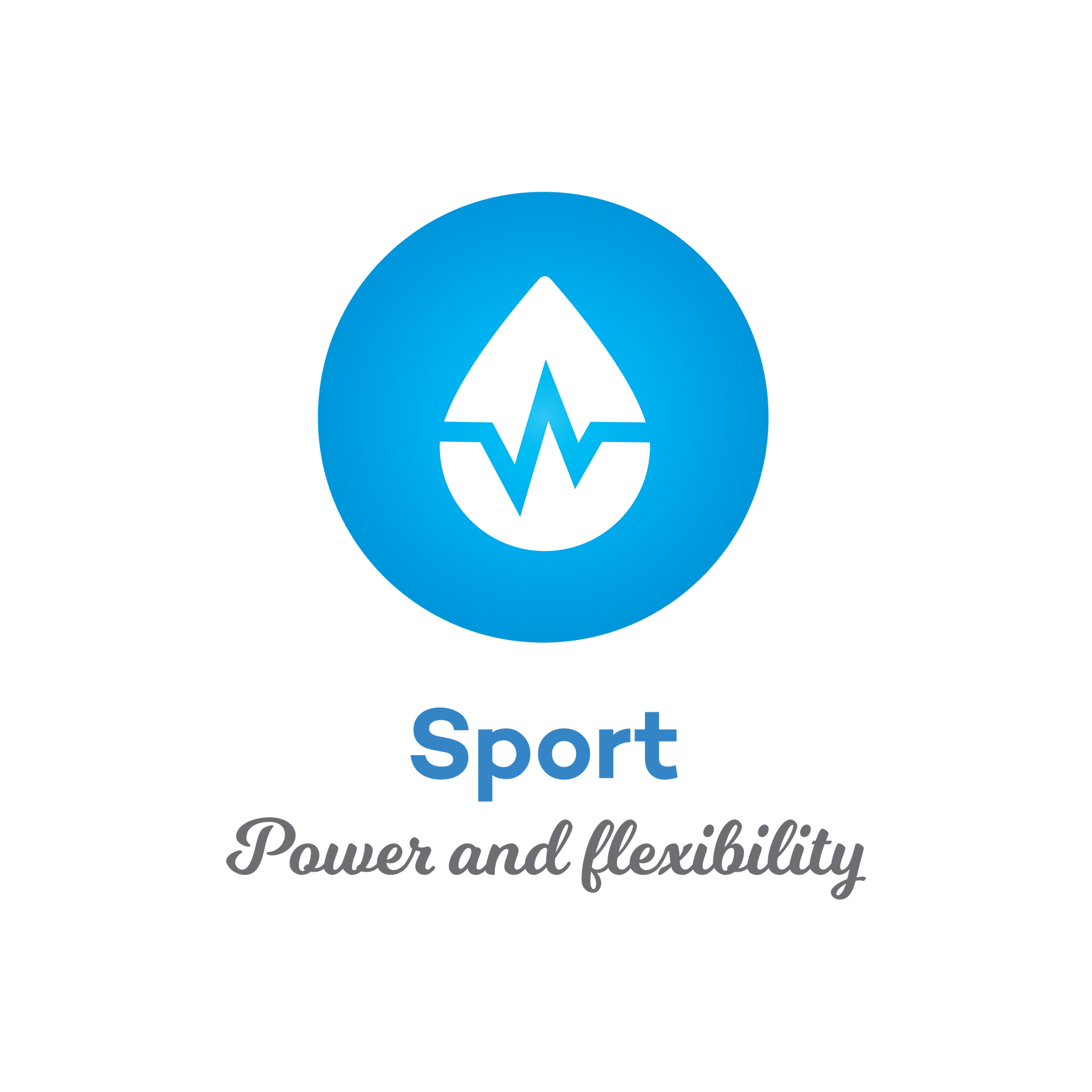 Sport - Power and flexibility