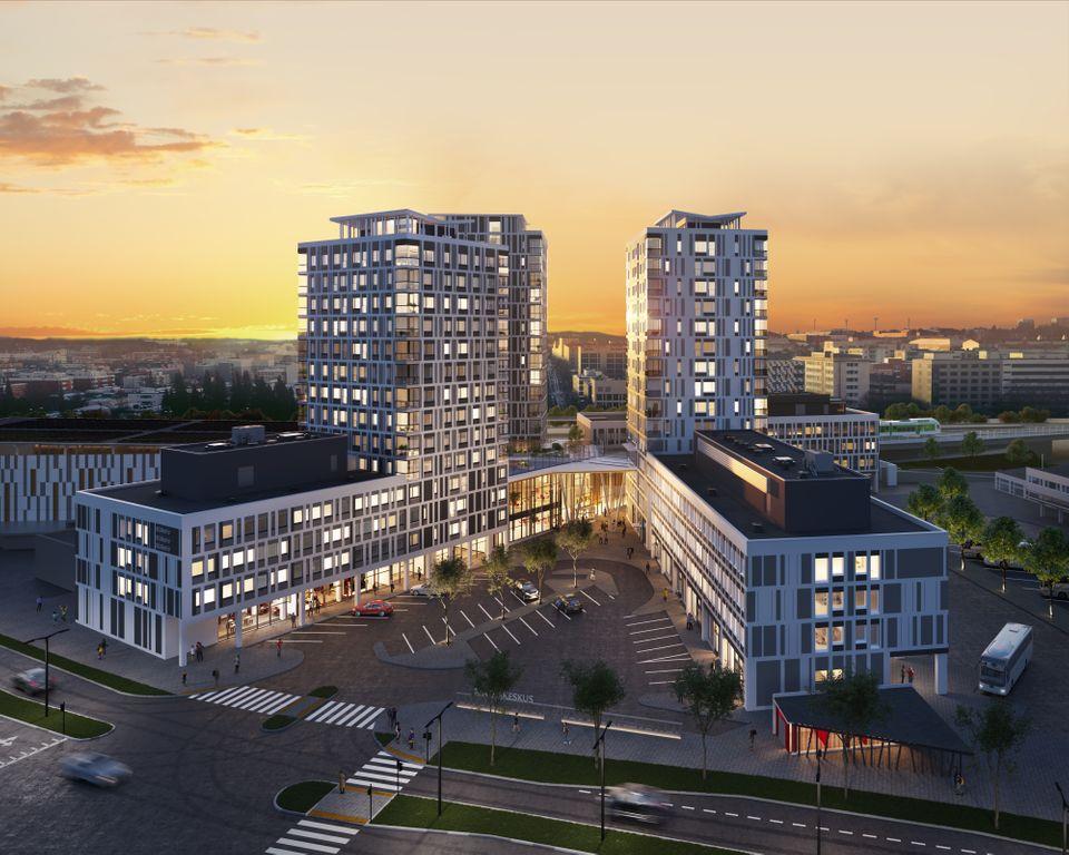 BeneOne on muuttanut Kuopion porttiin